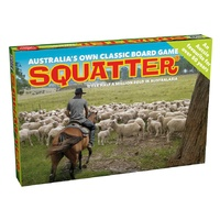 Squatter Game