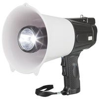 10 Watt Multifunction Megaphone with Message Recorder