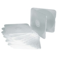 Slimline CD Case - Pack of 10