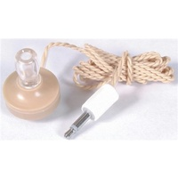 Crystal Earpiece - 3.5mm Plug