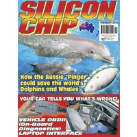 Silicon Chip Monthly Magazine