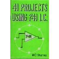 41 Projects Using 741 IC Book