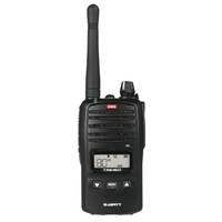 GME 5W UHF Transceiver TX6160 with Accessories DC9052Rugged Australian designed handheld UHF radio.