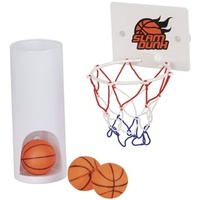 Toilet Basketball Kit