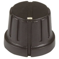 20mm Metric Knob - Black