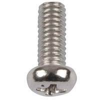 10mm x 4mm Steel Screws - Pk.25