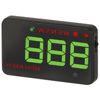 GPS 3.5 Inch Head-Up Display LA9032Keep an eye on your speed without diverting your eyes from the road!