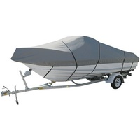Cabin Cruiser Boat Covers - 6.3 - 6.7m