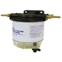 Drainable Water-Separating Fuel Filter  - Fuel Filter