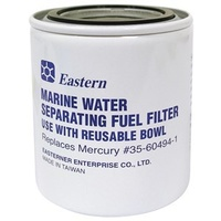 Drainable Water-Separating Fuel Filter  - Replacement Element