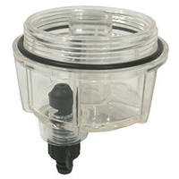 Clear Bowl to Suit Fuel Filter (MGC235/40)