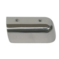 Gunwale Fittings - Straight End Cap 29mm Internal