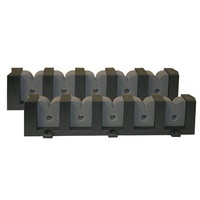 Storage Rod Holders - 5 Rod Storage