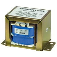 9V - 24V, 60VA, 5A Multi-tapped - Type 2167L Transformer