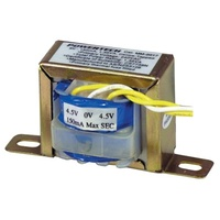 9V 1.35VA 150mA Centre Tap - Type 2840 Transformer