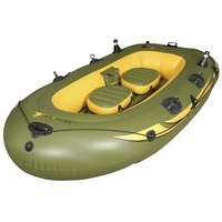 Inflatable Boats - 2 Person Green - 2.8m