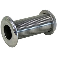 "Stainless Steel (316 Grade) Threaded Only - 3/4"" No Gasket"