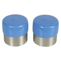 Bearing Protectors - Stainless Steel Body PVC Cap