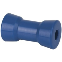 "Rollers Keel Centering & Wobble Type - 4"" (100mm) Blue 17mm Bore"