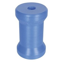 "Rollers Keel Centering & Wobble Type - 6"" (150mm) Blue 17mm Bore"