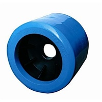 4 Inch 19mm Blue Wobble Roller