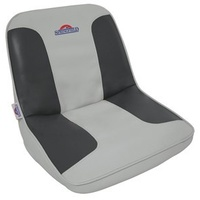 Basic Seats - Grey/Charcoal Cushioned
