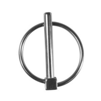Lynch Pin, 4mm 316 Stainless Steel