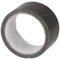 Budget 48mm Black Cloth Tape - 10m Roll