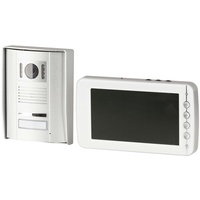 "7"" LCD Video Doorphone with IP55 IR Camera"