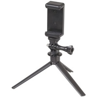 Mini Tripod with Smartphone Adaptor for Action Cameras