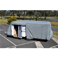 Tyvek 12-14` Pop Top Caravan Cover