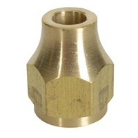 "Gas Fittings - 3/8"" 5/16"" SAE Reducer Nut"