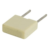 1.2nF 100VDC MKT Polyester Capacitor