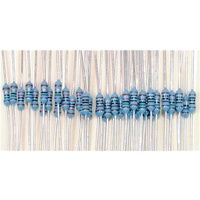 1/2W 1% Mini Size Metal Film Resistor Pack - 300 pieces