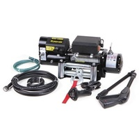 12000lb 4WD Winch with Pressure Washer