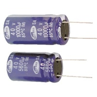 10000uF 40VDC Electrolytic RP Capacitor