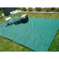 Multi Purpose Floor Matting - Green 2.5m x 3m