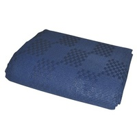 Multi Purpose Floor Matting - Blue 	2.5m x 4m