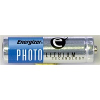 AA Size Lithium Long Lasting Batteries 1.5V - Pk. 2