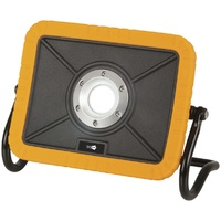Rugged 20W LED Rechargeable Work Light SL2859Provides a 3-hour run time on each charge.