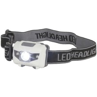 3W LED Head Torch with 2 Red LEDs