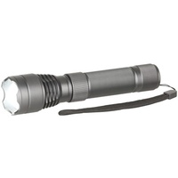 370 Lumen USB Rechargeable LED Torch with Adjustable Beam and Samsung LED