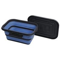Pop-up Storage Tub with Lid - 18 Litre