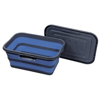 Pop-up Storage Tub with Lid - 37 Litres
