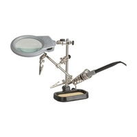 DURATECH HOLDER WITH MAGNIFIER