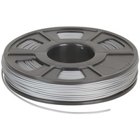 1.75mm Aluminium Finish 3D Printer Filament 250g Roll
