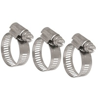 Worm Drive Hose Clamp - 19-44mm