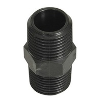 "BSP Male to Male Joiners - 3/4"" (19mm) to 3/4"" (19mm)"