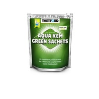 Aqua Kem Toilet Additive Green 12 pack