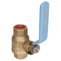 "Bronze Ball Valves - 1"" BSP Female"